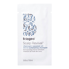 Scalp Revival™ Charcoal + Coconut Oil Micro Exfoliating Shampoo (0.4 Packet)