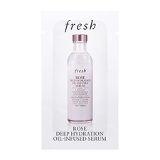 Rose Deep Hydration Oil Infused Serum 2ml New